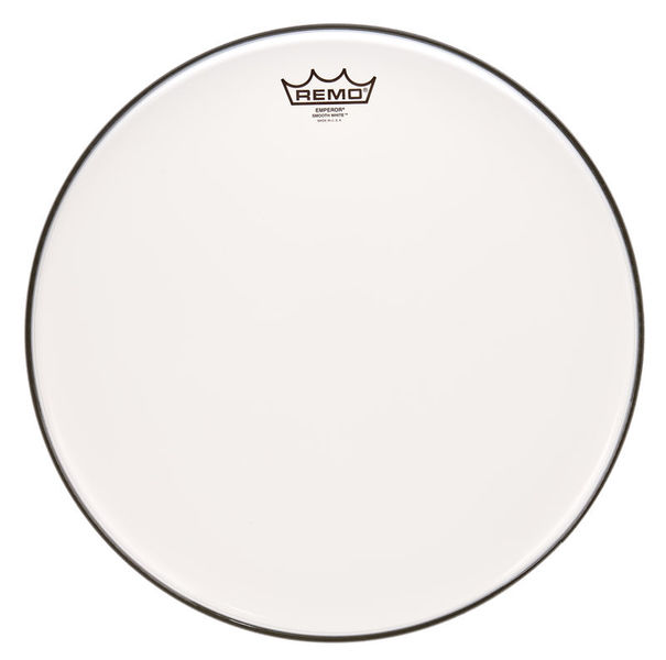 "Remo 16"" Emperor Smooth white"