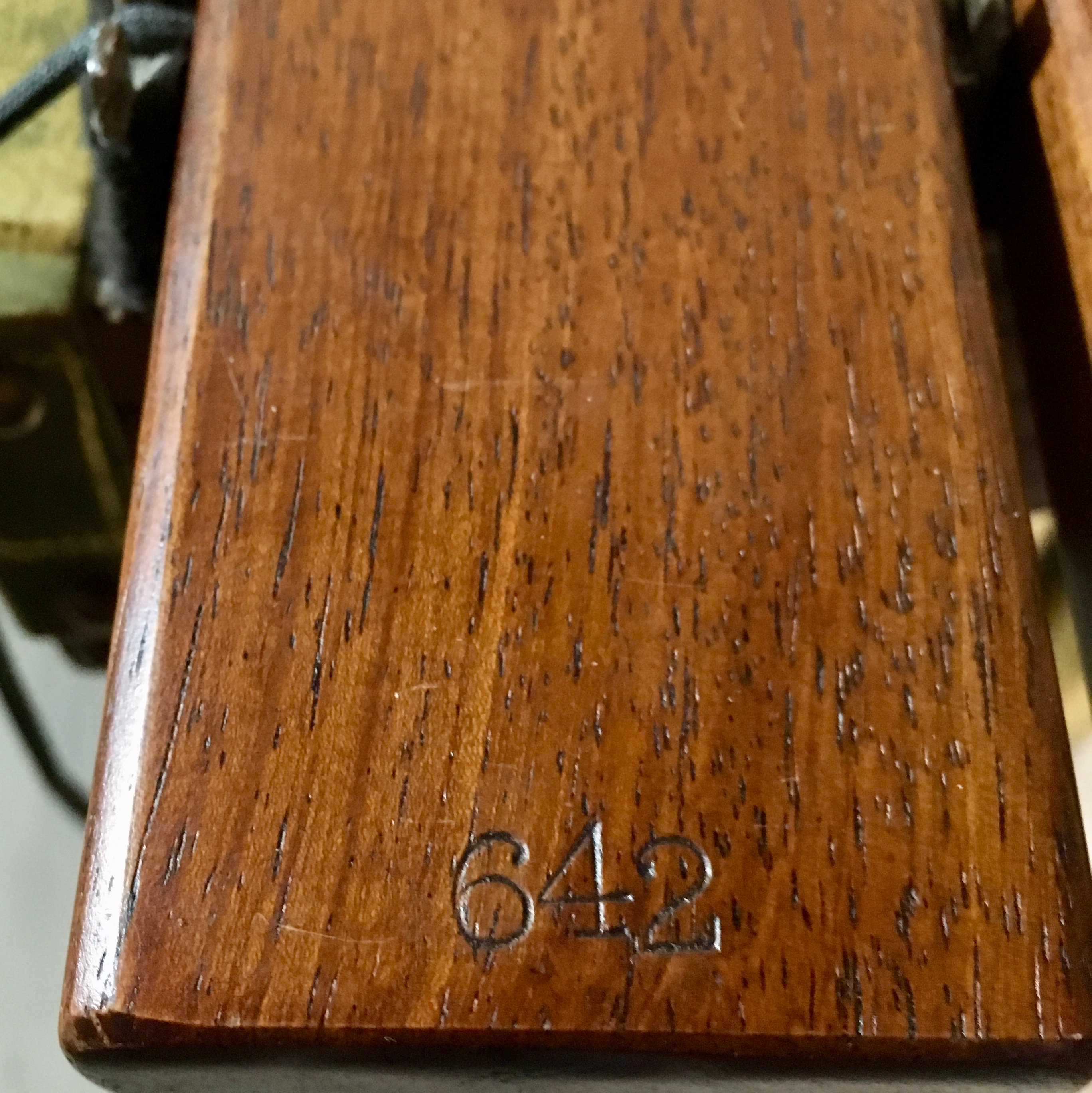Marimba, Leedy 642