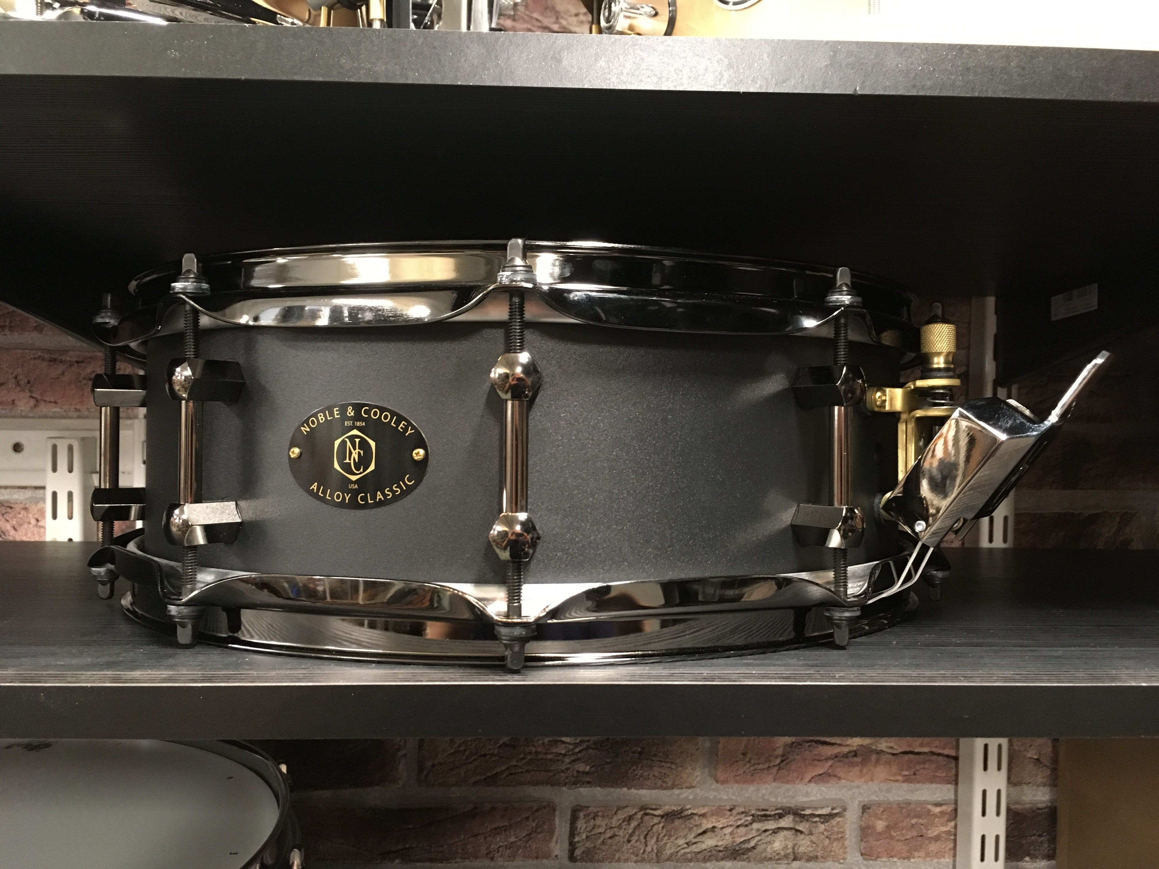 "Noble & Cooley Alloy Classic Snare 4.75"" x 14"""