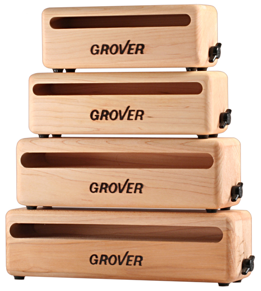 Grover Pro Percussion Large Wood Block WB-9
