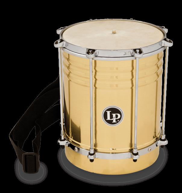 "LP 3408 8"" Brass Cuica"