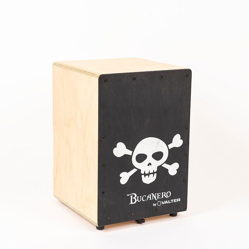 Valter Percussion, Minibox, esittelykappale, Piraatti