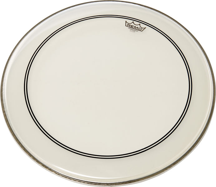 "Remo 22"" Powerstroke 3 Clear"