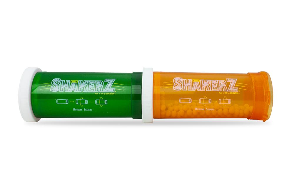 Grover Pro Percussion SHaKERZ™ modular shaker, groove/orange