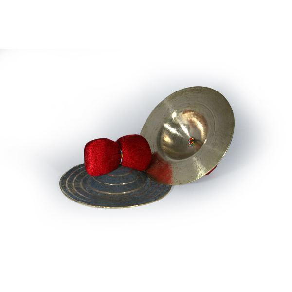 Indian Cymbals, Pair, 12cm