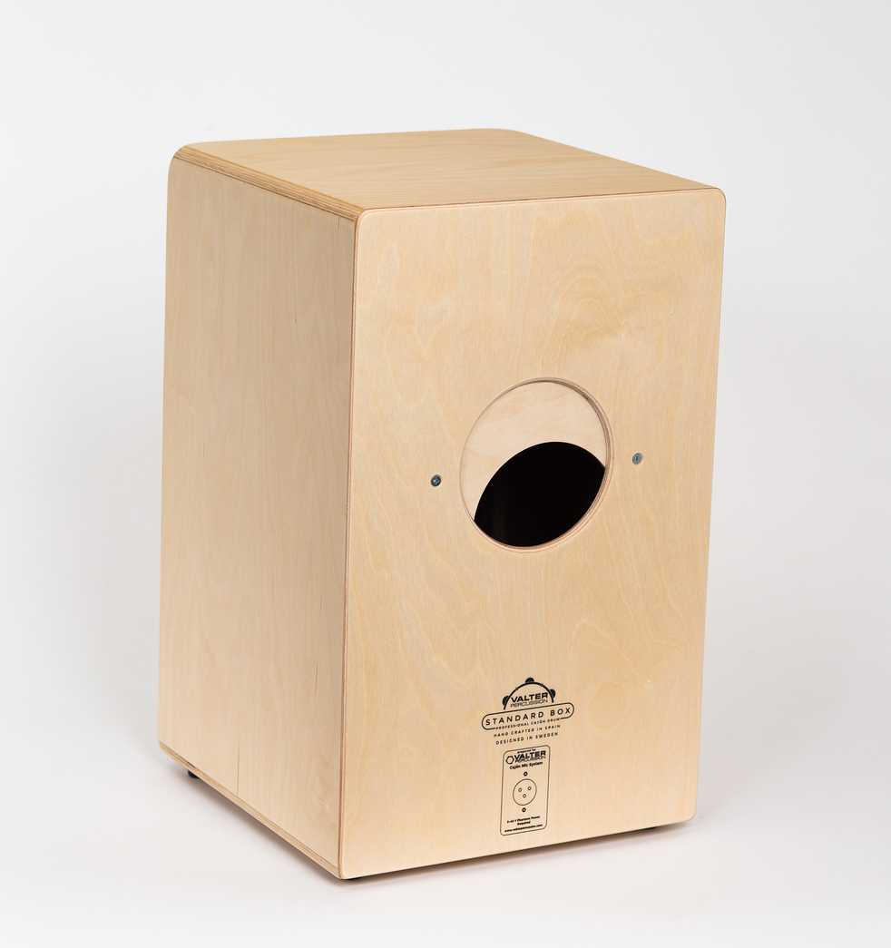 Valter Percussion, STANDARD BOX LIMITED EDITION