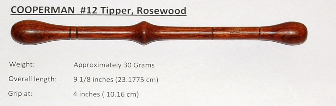 Cooperman #12 -tipperi