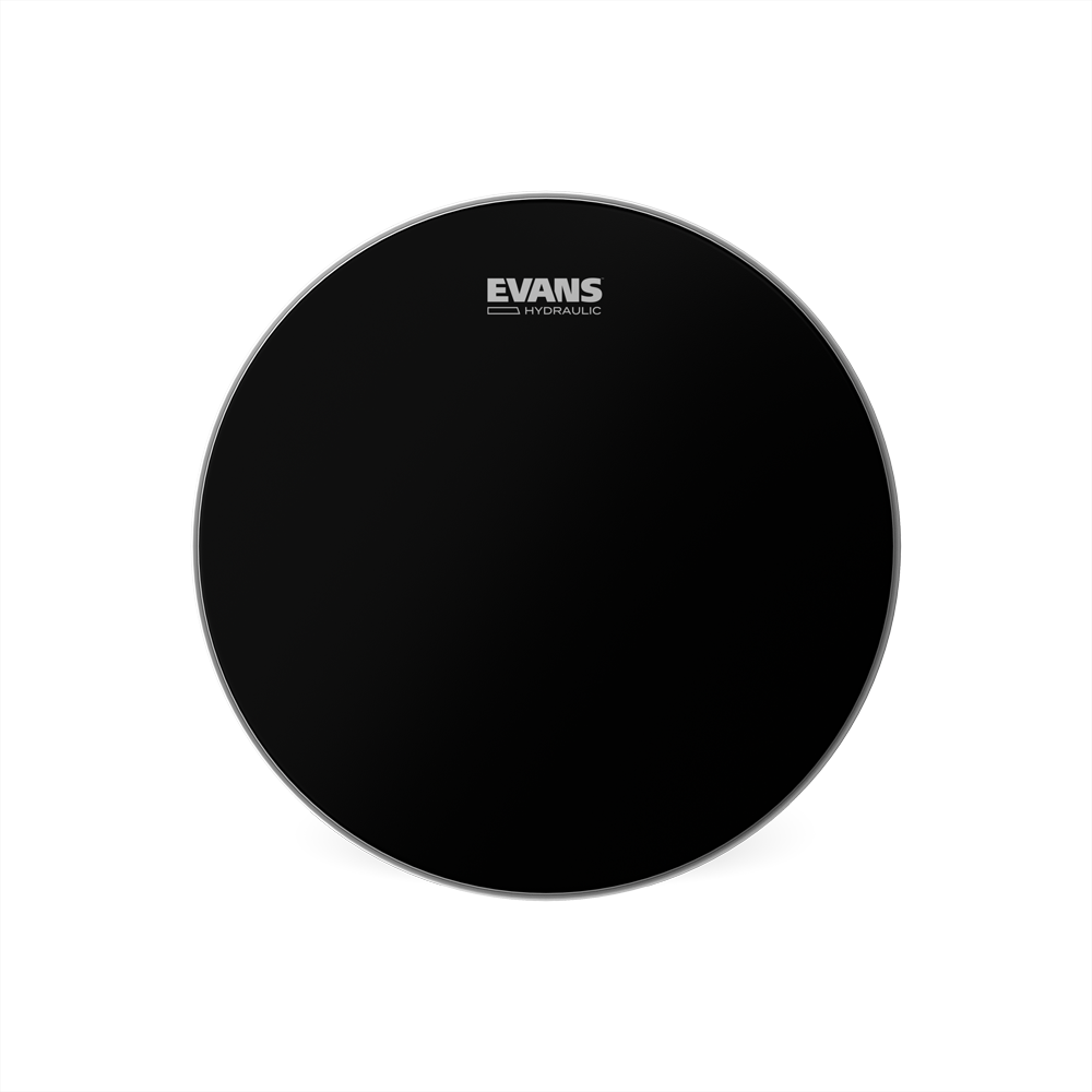"""Evans 10"""" Hydraulic Black"""