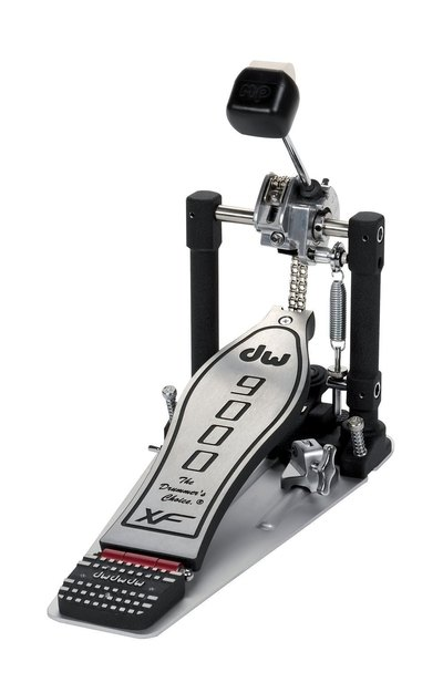 DW 9000 XF Pedal, Long Board -versio