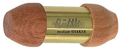 Rüttli Shaker, light, wood/metal