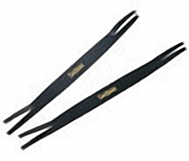 Sabian Cymbal Straps Leather, Pair