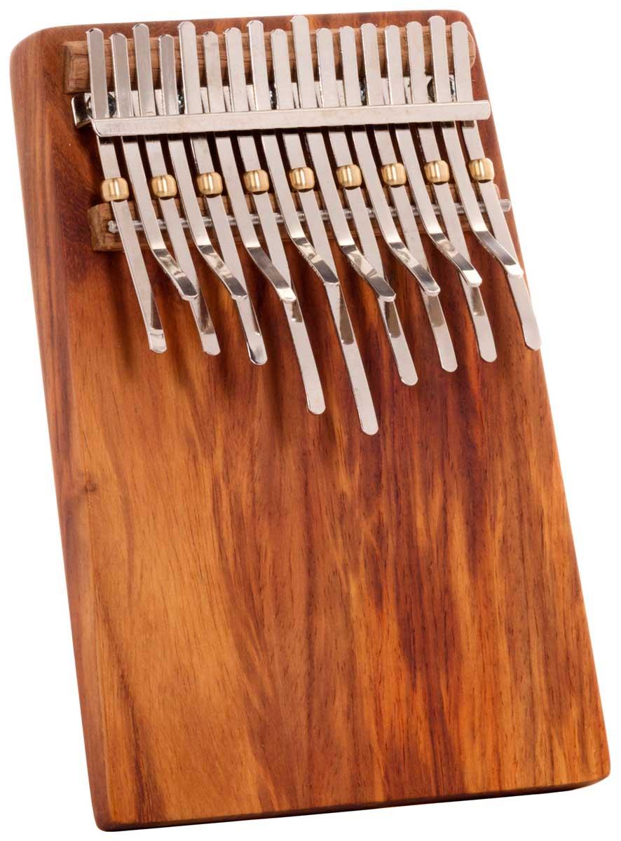 Hugh Tracey Karimba, Kalimba, snare-effect (mbira-like), 17 tones