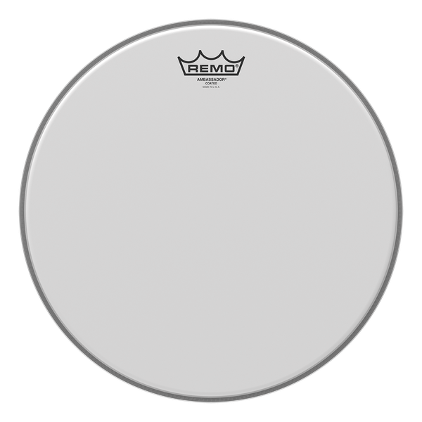"Remo 12"" Ambassador Coated"