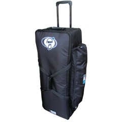 "Protection Racket 28""x14""x10"" Hardware Bag with Wheels"