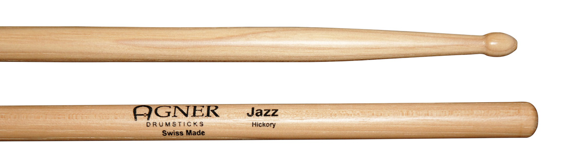 Agner Drumsticks - Jazz Hickory