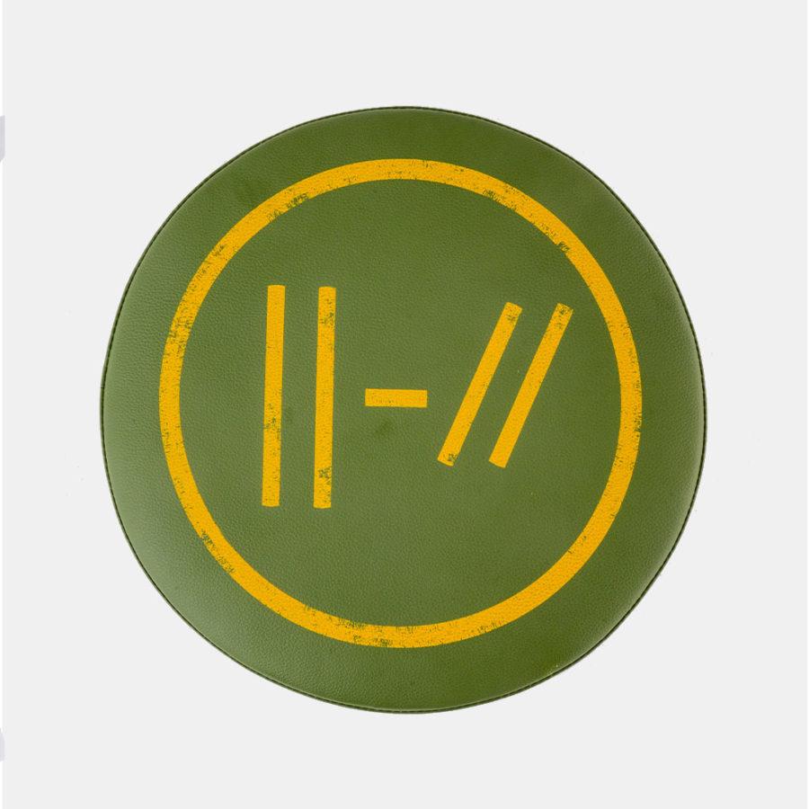 Rumputuoli, Gibraltar Josh Dun -signature