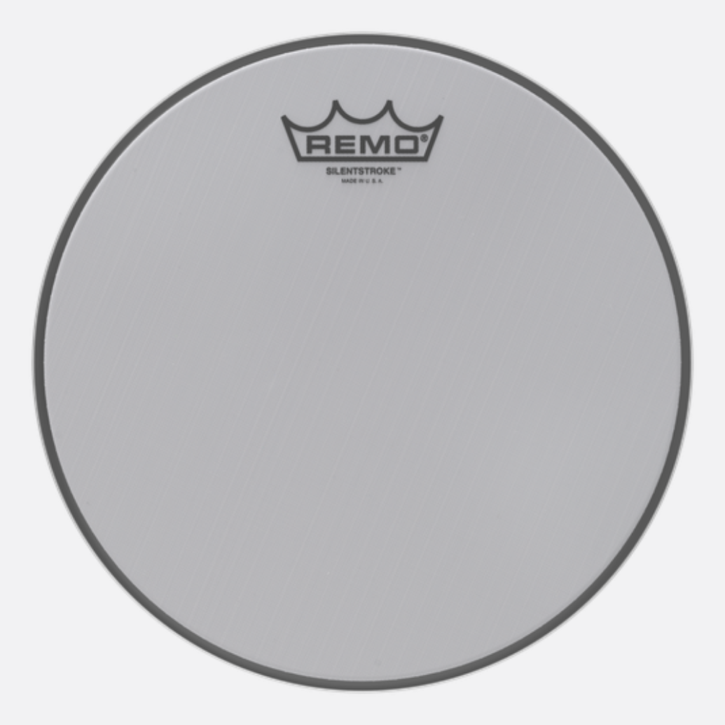 """Remo 18"""" Silentstroke, Bass drum"""