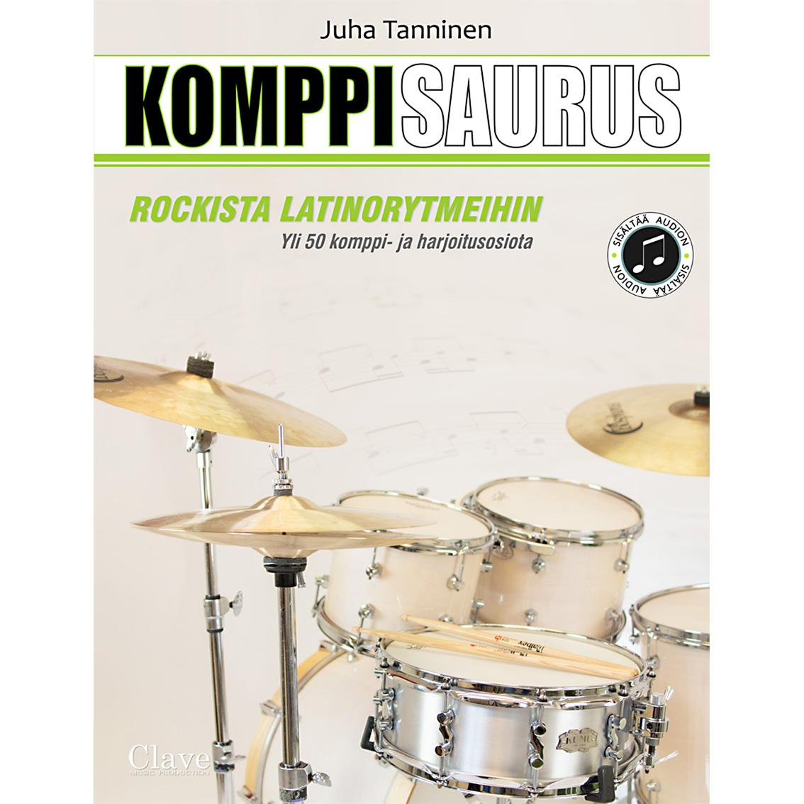 Juha Tanninen - Komppisaurus
