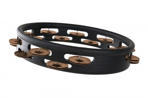 "Grover Pro Percussion 10"" Studio Pro Tambourine Double-Row Phosphor Bronze"