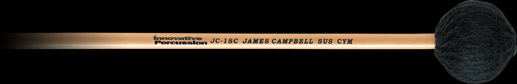 Innovative Percussion JC-1SC Soft Suspended Cymbal Mallet