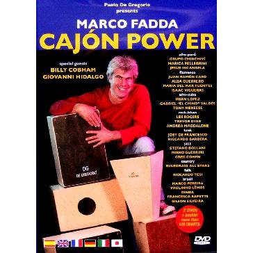 Cajón Power - Marco Fadda