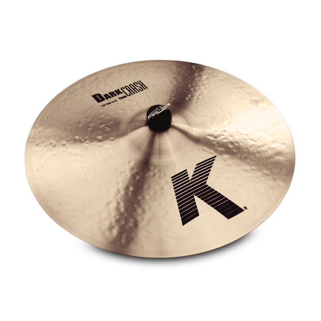 "18"" ZILDJIAN K DARK CRASH THIN"