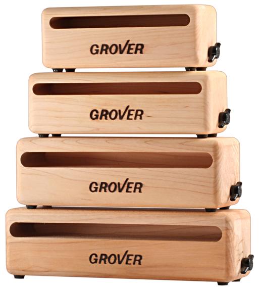 Grover Pro Percussion Medium Wood Block WB-8