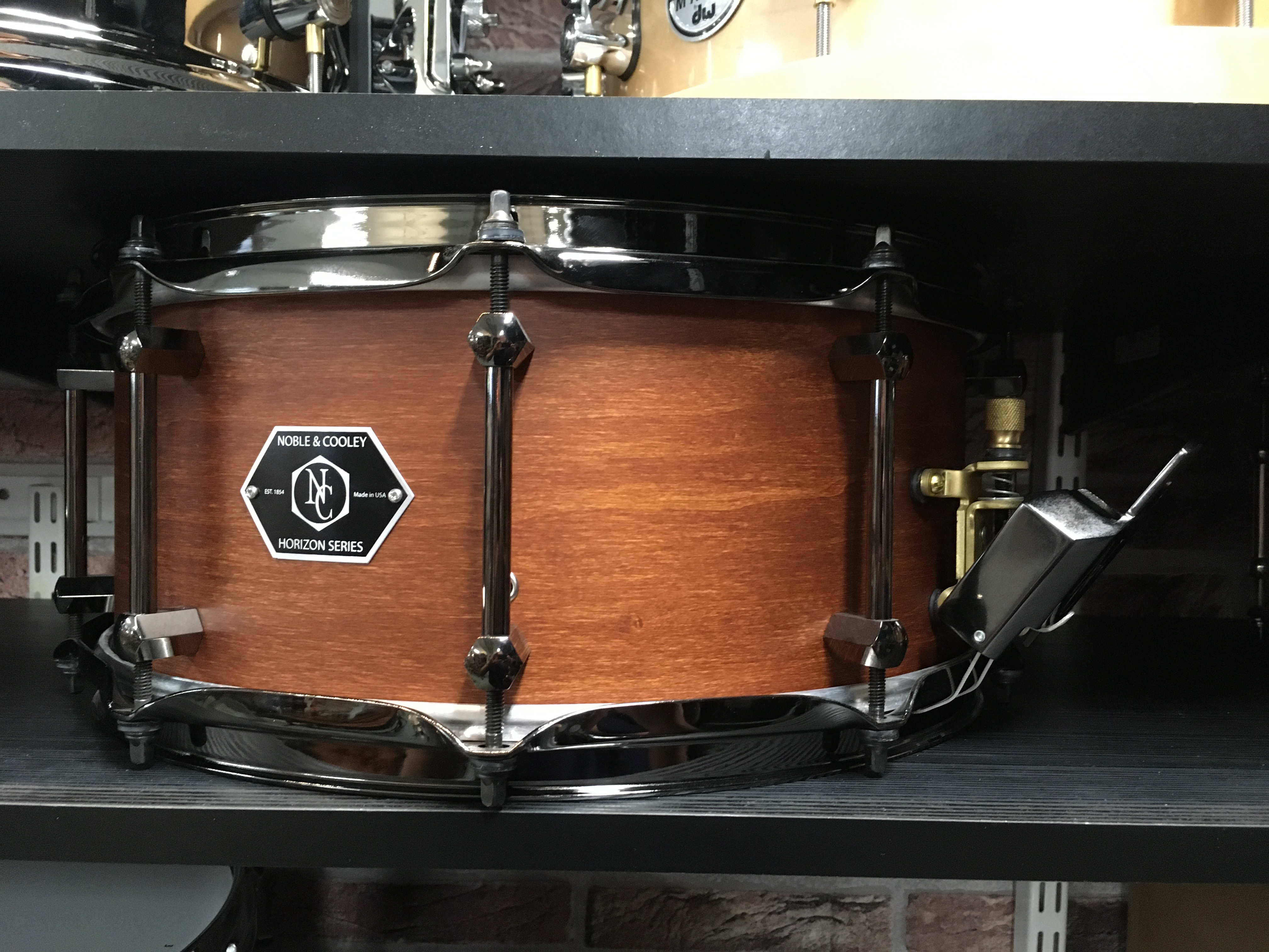 """Noble & Cooley Horizon Snare 6"""" x 14"""""""