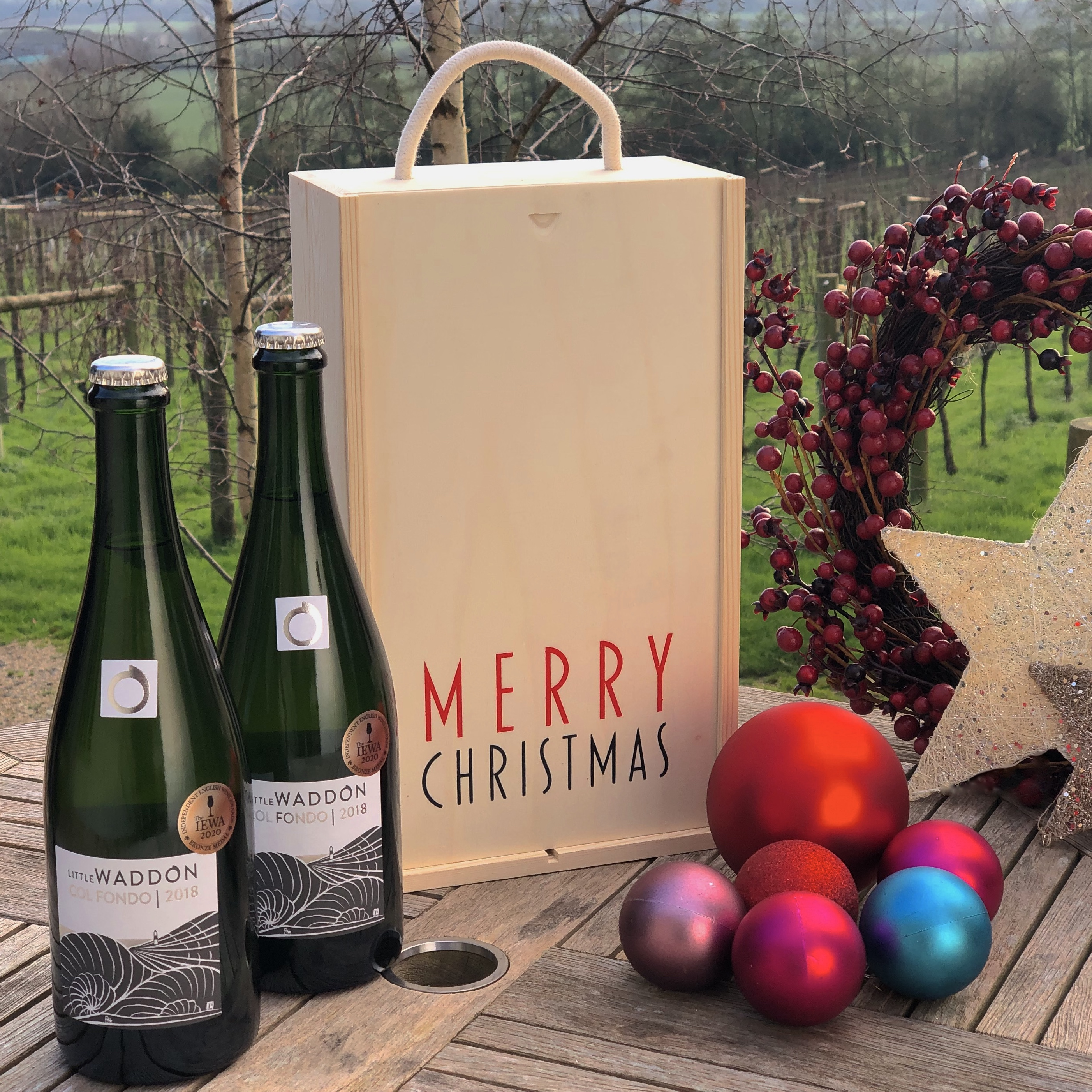 Sparkling Christmas Special - Wine & Gift Box