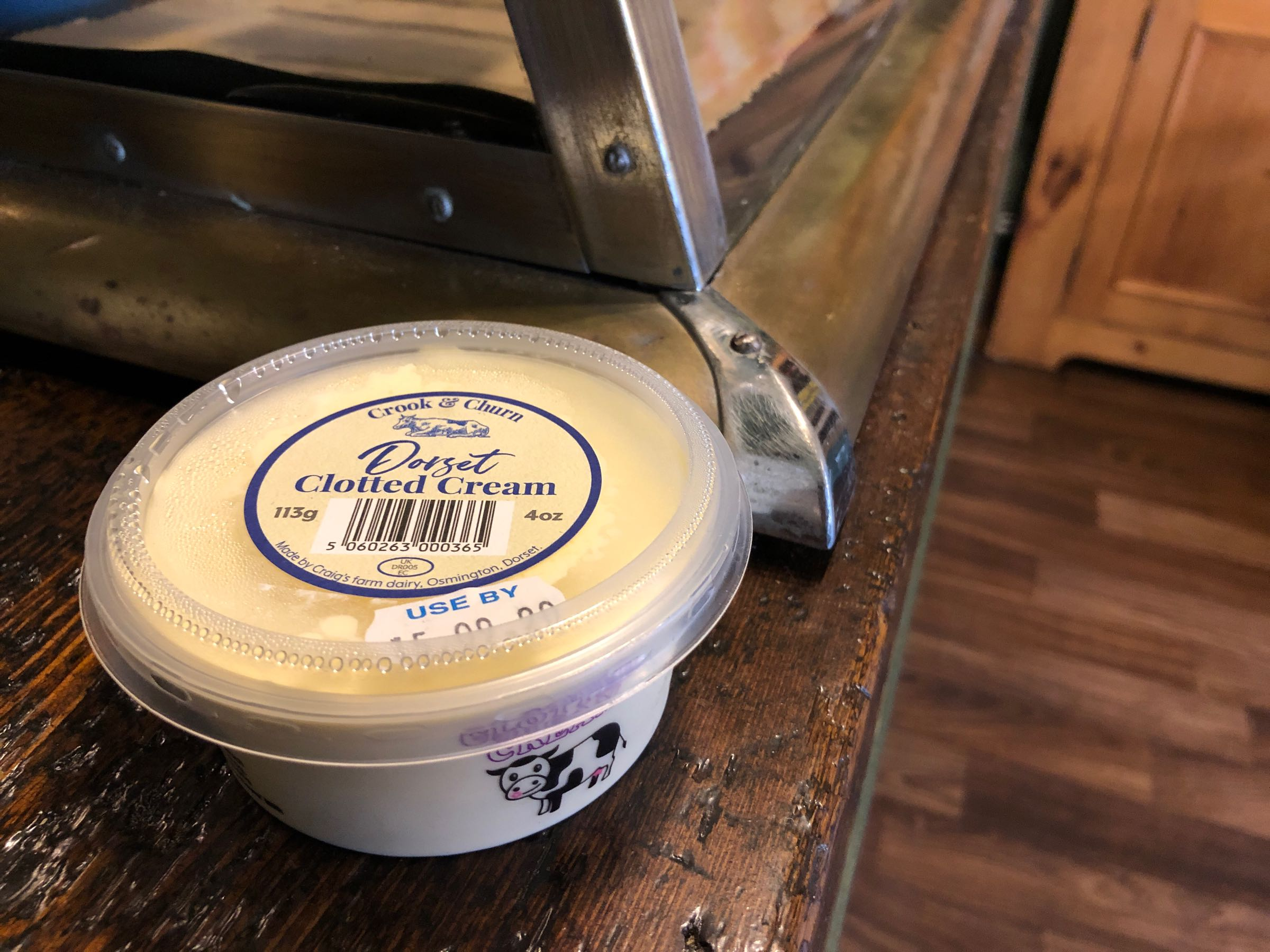 Clotted Cream 160g