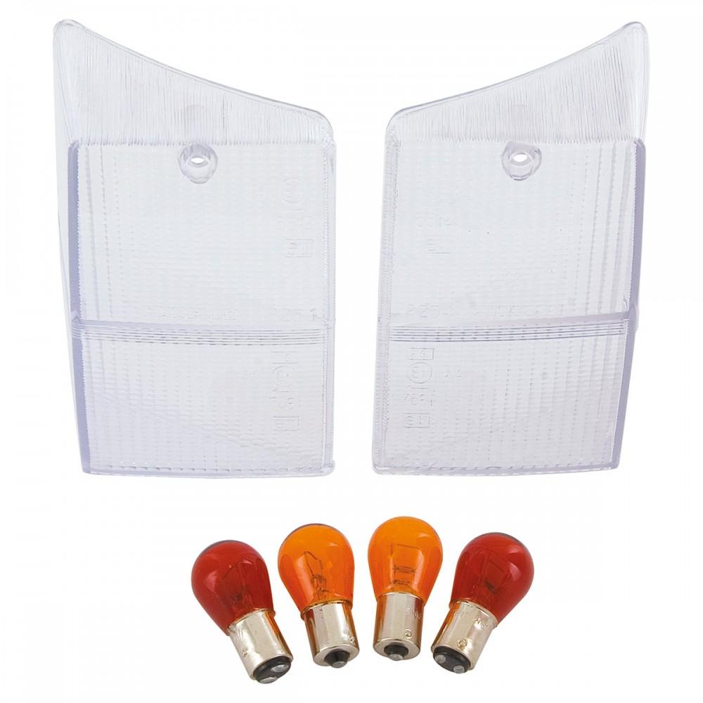 GAC4617 Clear Rear Lens Kit Inc Bulbs