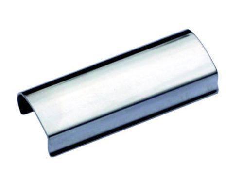 TRC Roof Gutter Trim Clip - Chrome