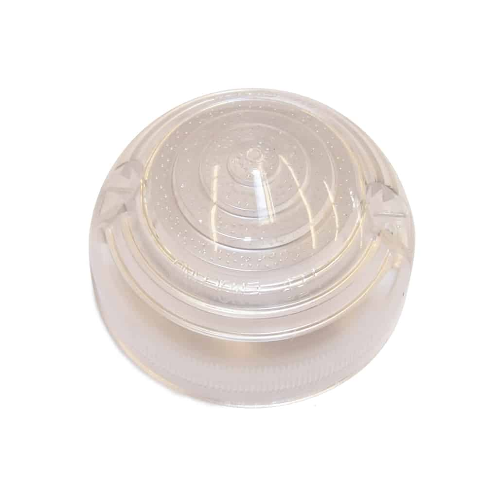 ZCLM Clear Indicator Lens Front - Late Type (CDU3374W)