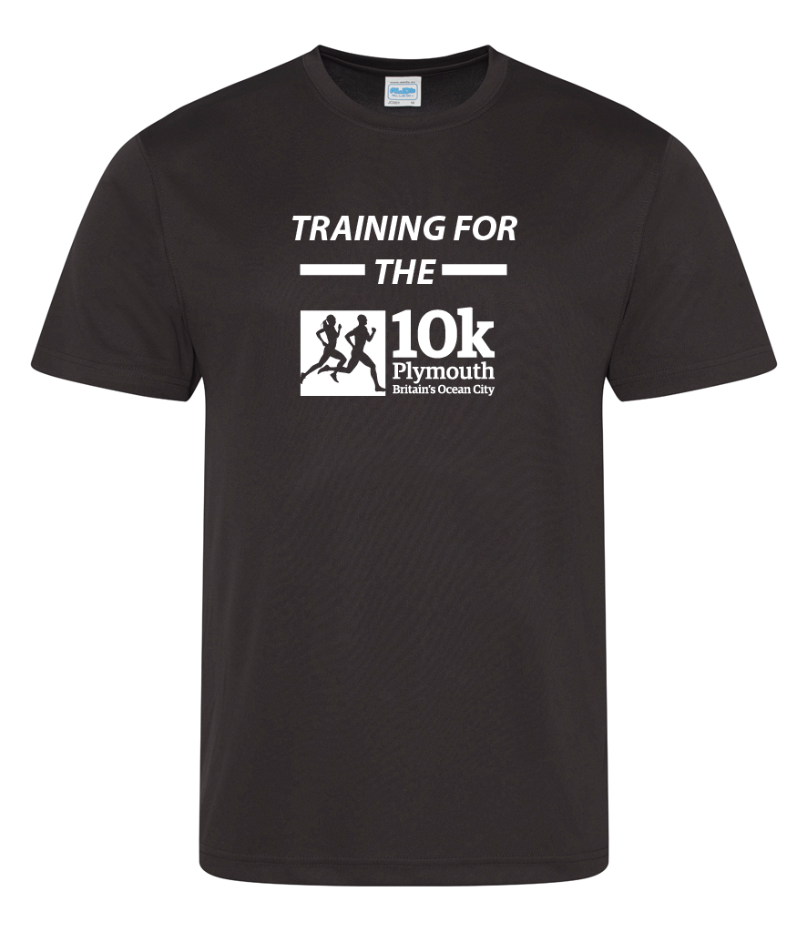 Black Training For The Plymouth 10k