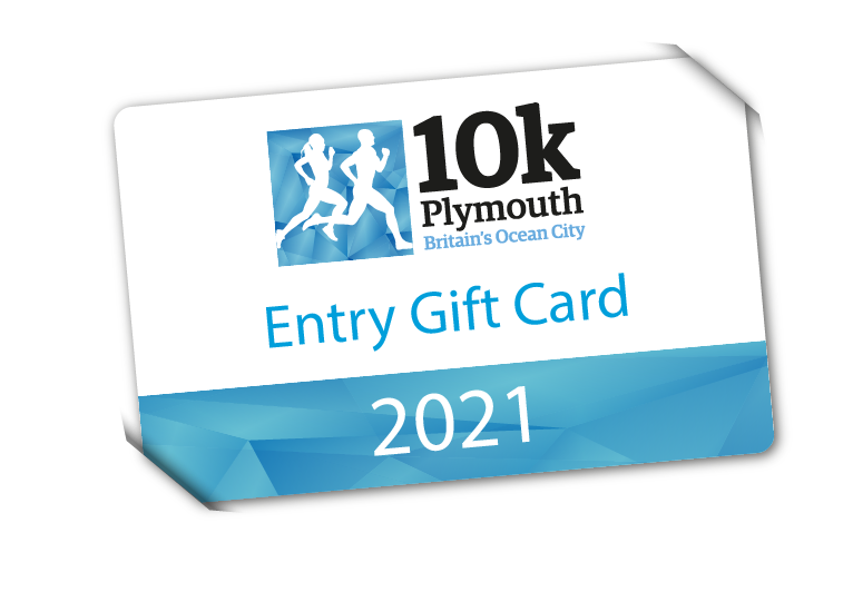 Plymouth 10k 2021 Gift Card