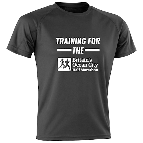 Black Training For The Half Marathon