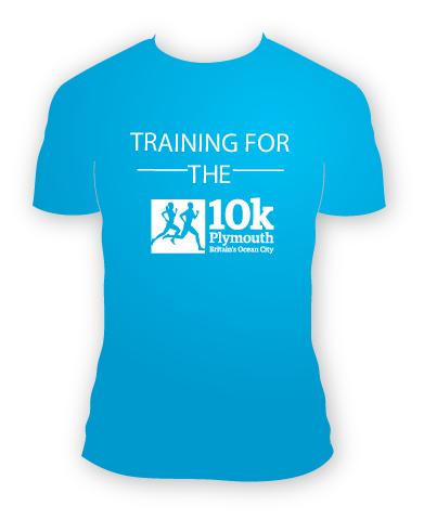 Plymouth 10k Training Shirt