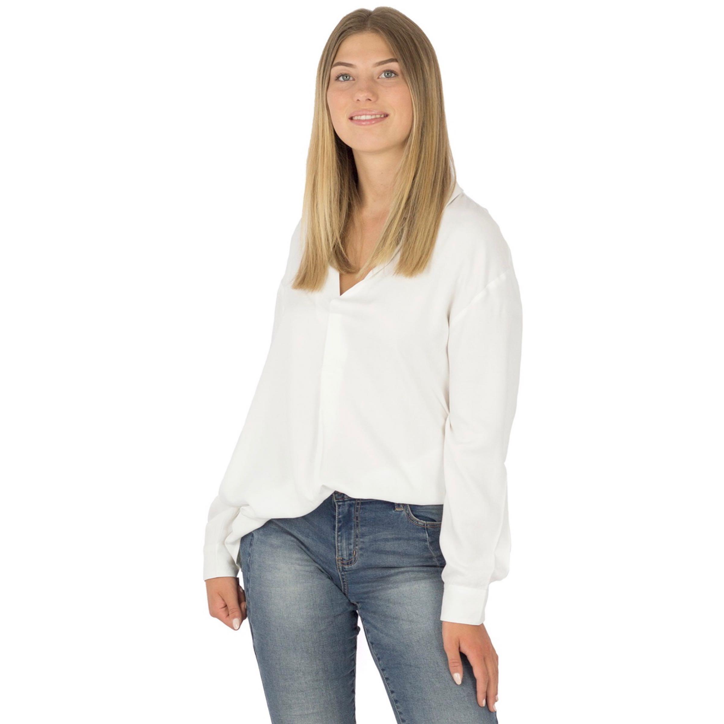 Bonnie shirt, white