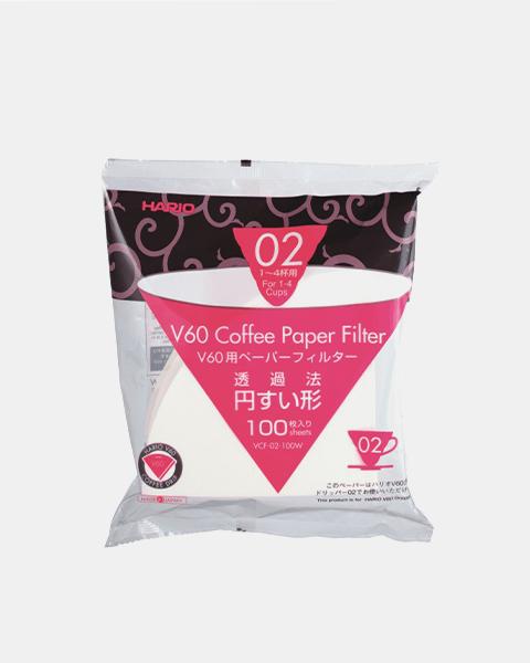 Kaffeefilter V60 0,2 Papier