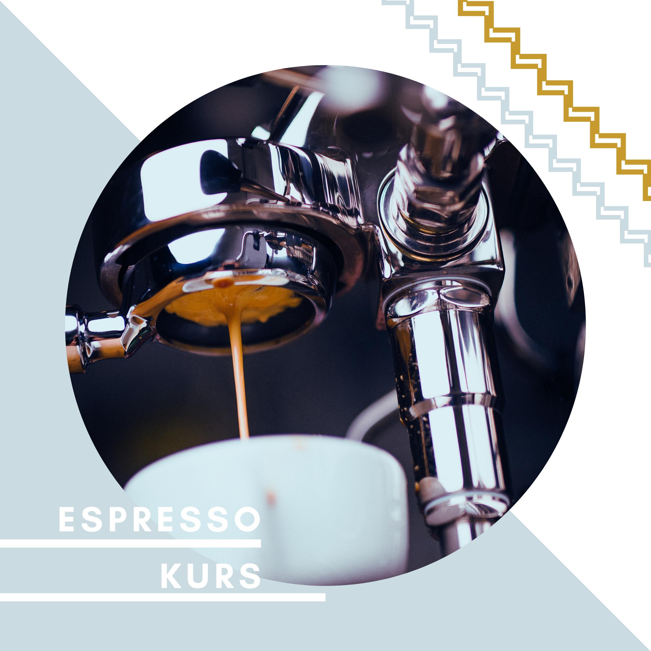 Espresso Kurs 29. Mai