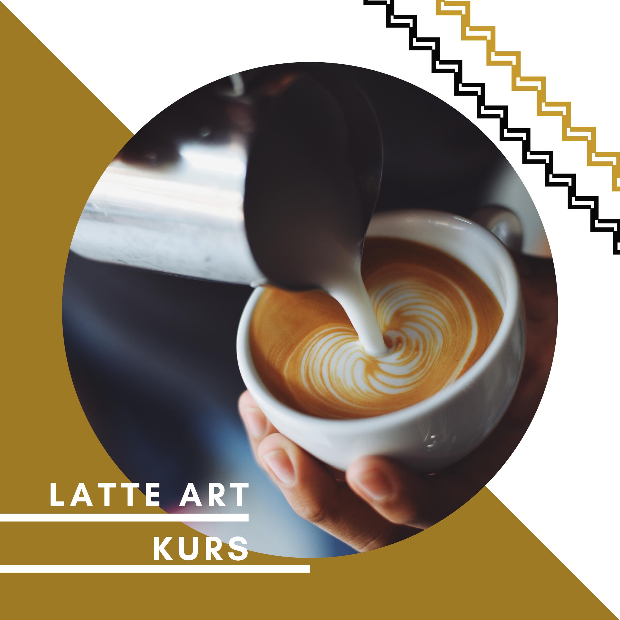 Latte Art Kurs 31 Juli