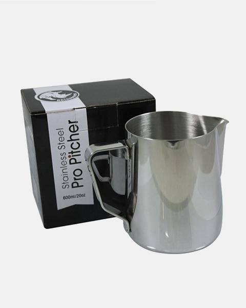 Milchkännchen Rhino Professional Silber 20oz