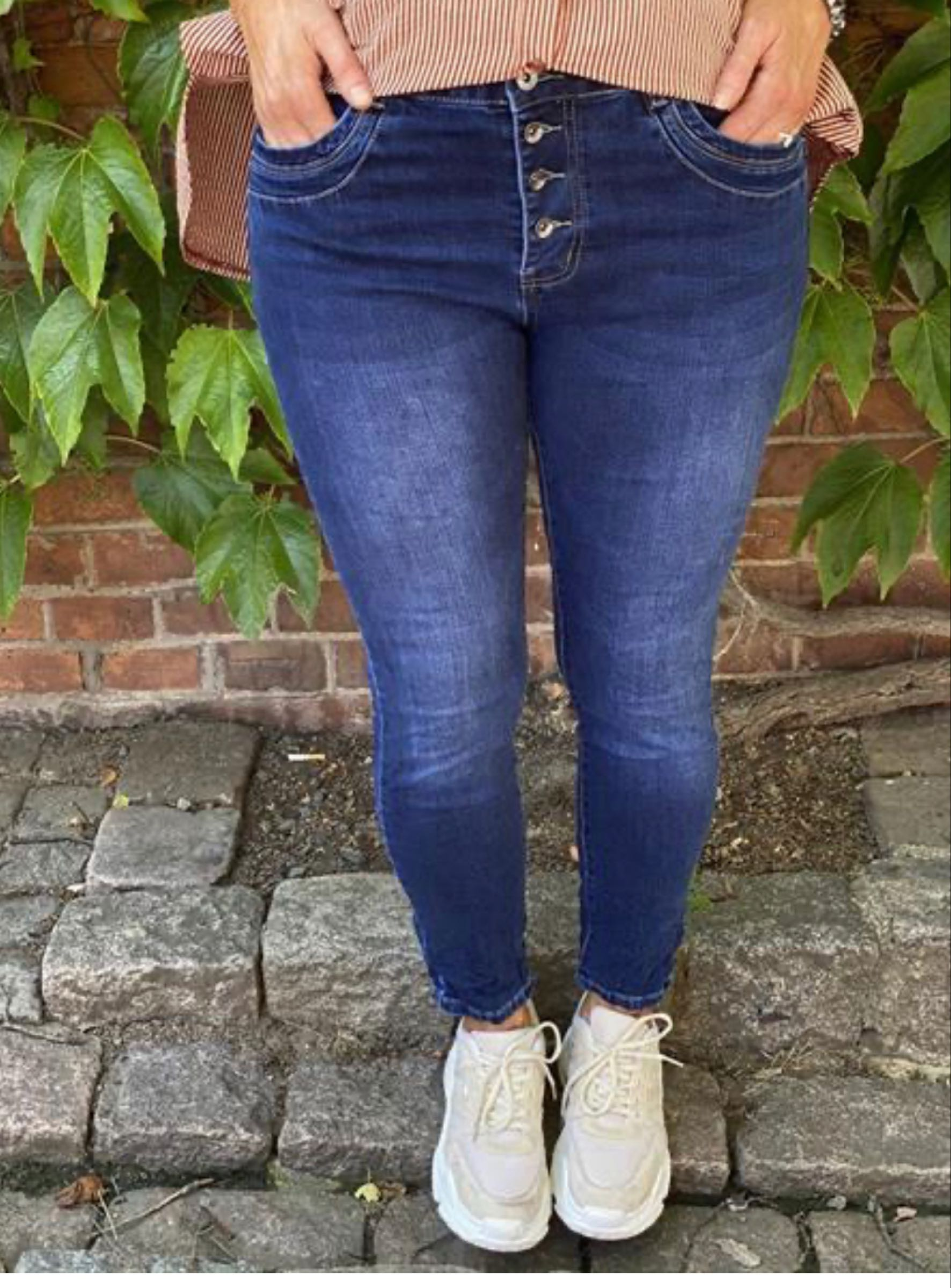 WILMA stretch jeans