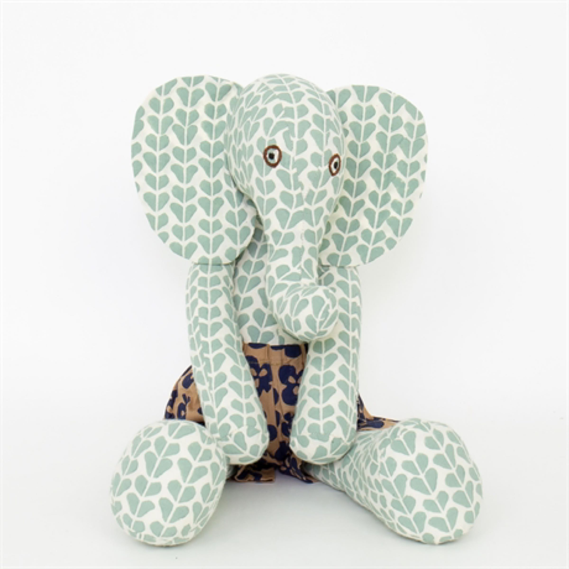 Gosedjur Afroart Elefant