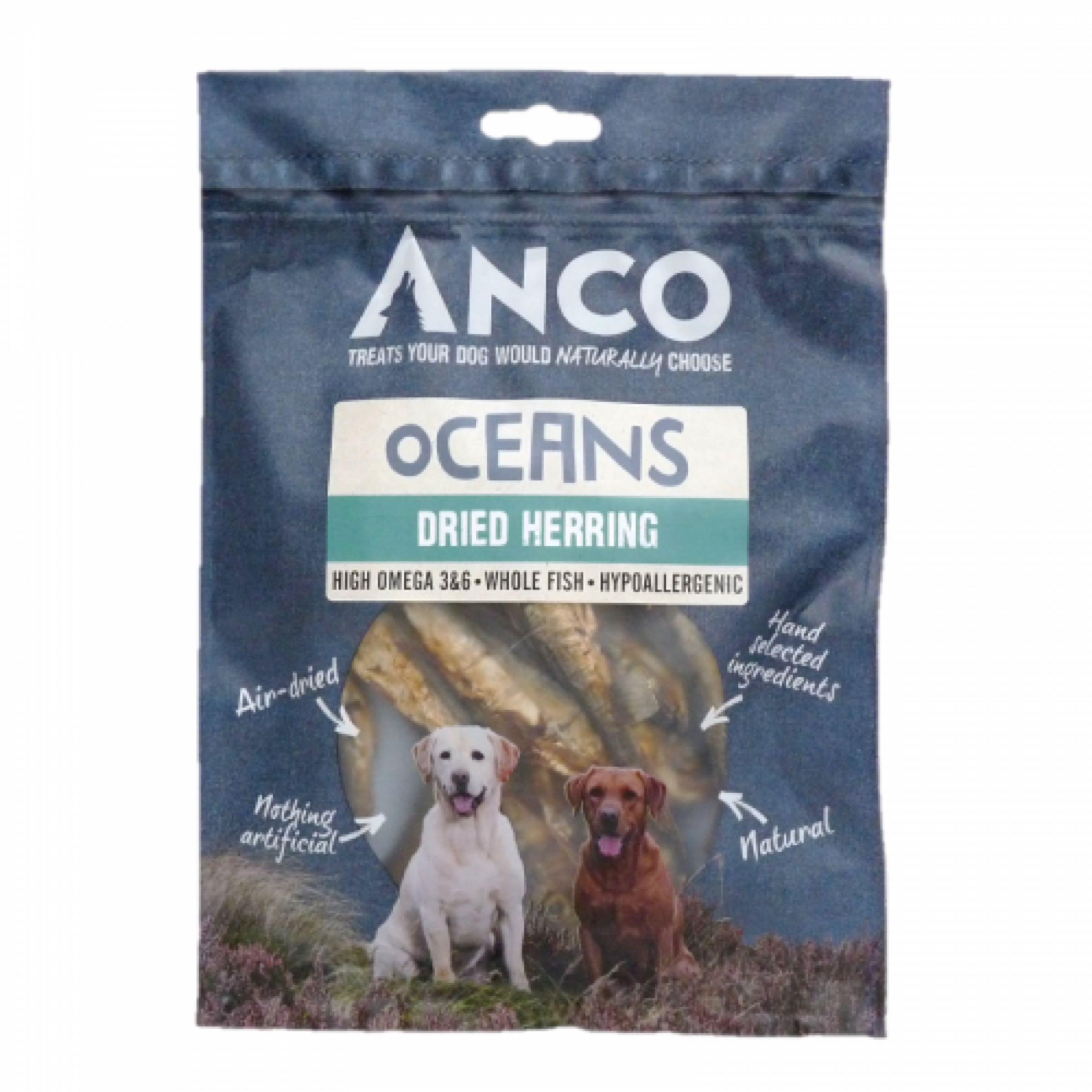 Anco Oceans Dried Herring