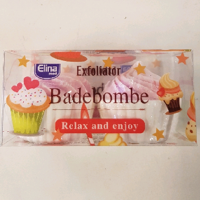 Badbomb Cup cake 2pack