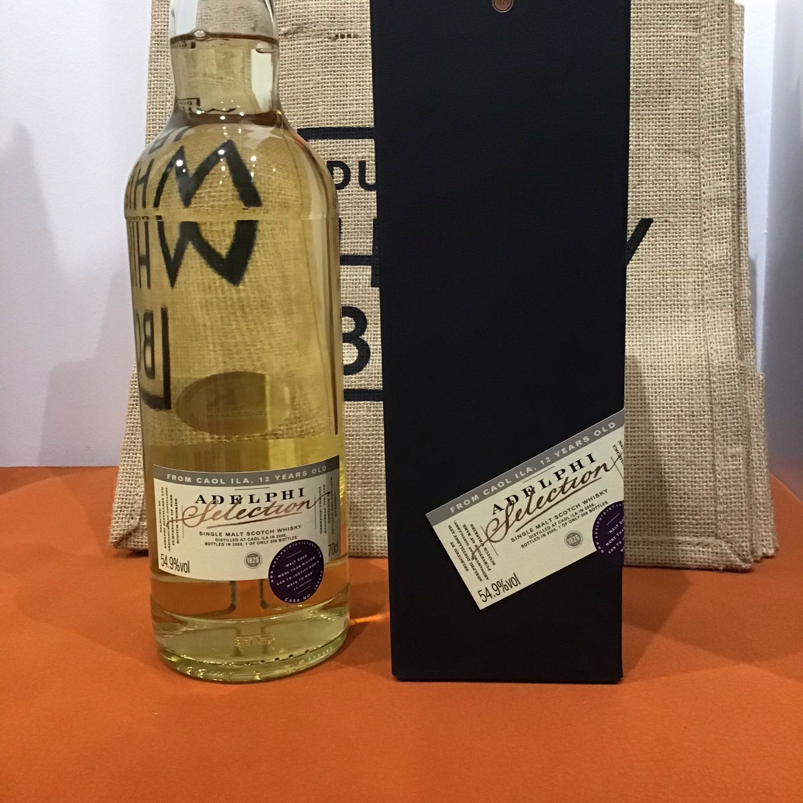 Adelphi Caol Ila 2008 / 12 Year Old