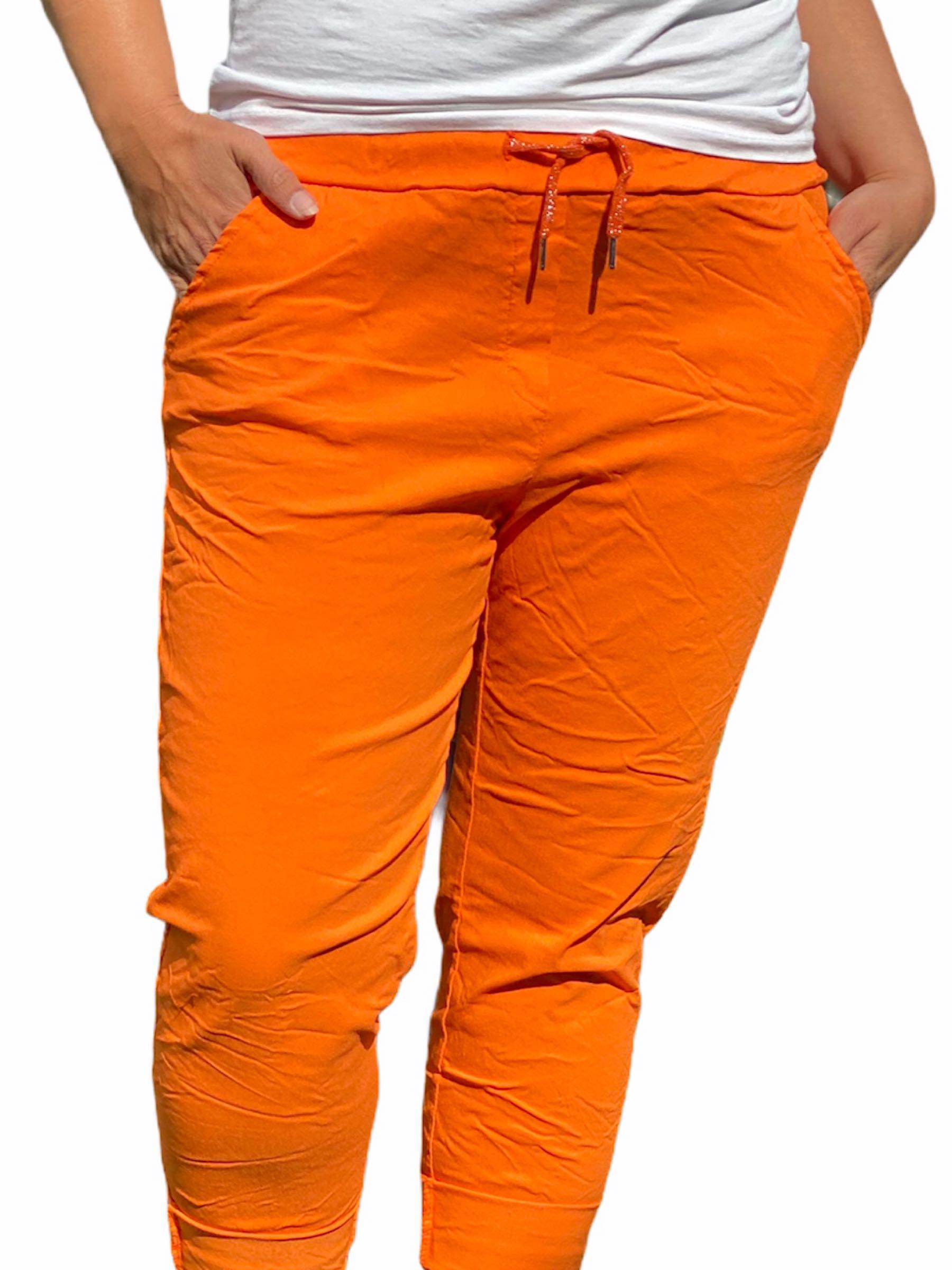 SIGNE stretchbyxa - orange