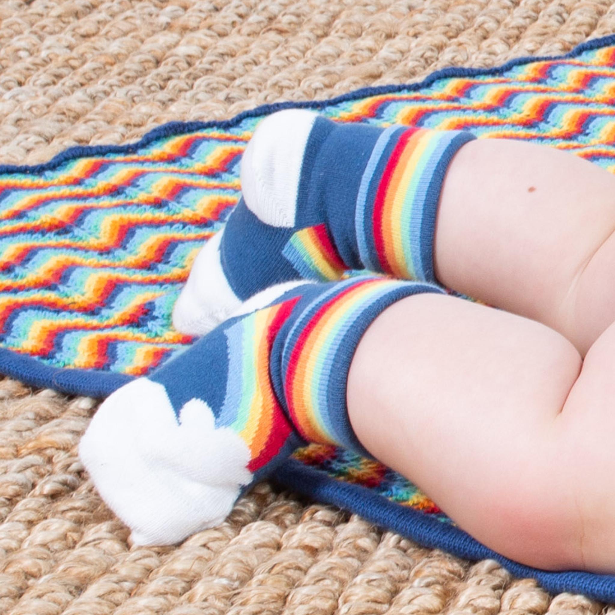 Kite Rainbow Socks