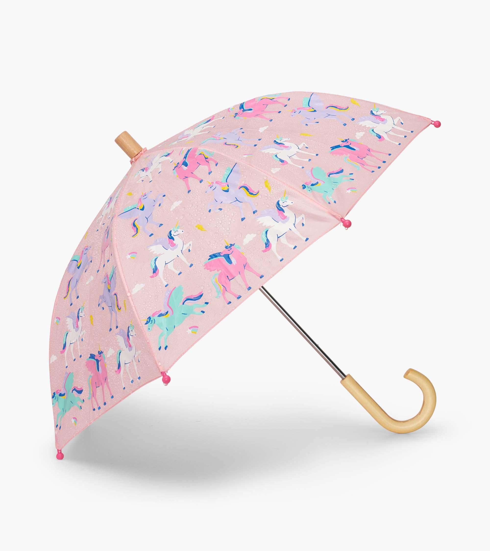 Hatley Magical Pegasus Colour Changing Umbrella